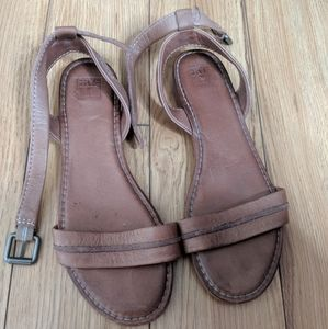 Fye - leather sandals